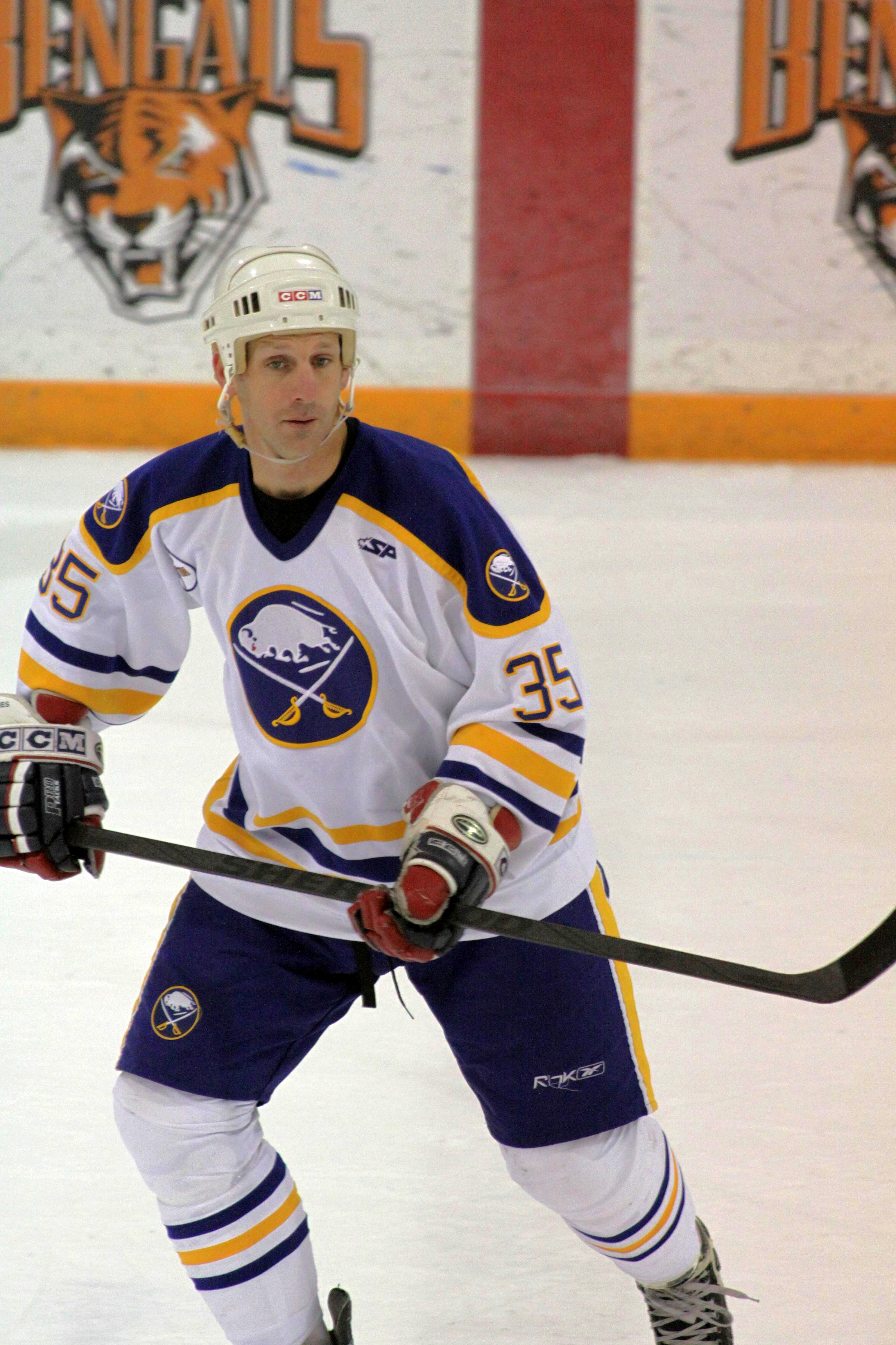 Buffalo Sabres Alumni Event benefiting Providence House