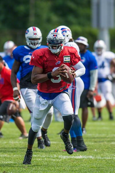 Bills Practices With Steelers This Week Lead To Tonight's Preseason Game At Heinz's Field
