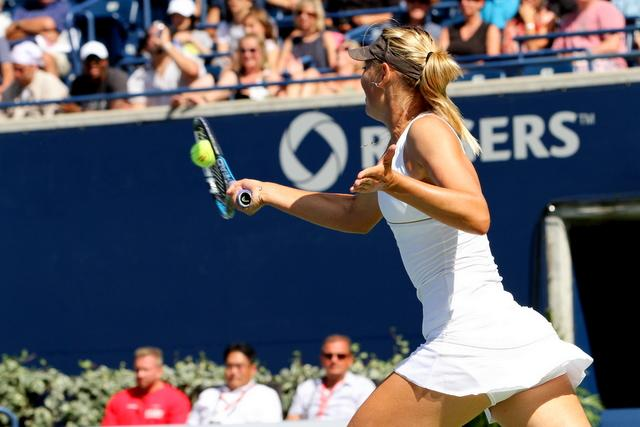 WTA Rogers Cup Toronto, Ontario August  8 - 14 Day 4