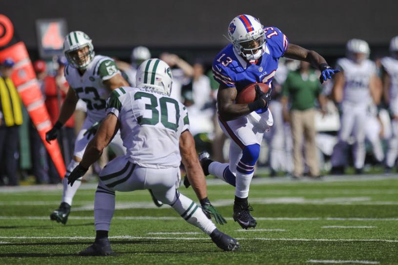 Bills Drop Season Opener to NY Jets