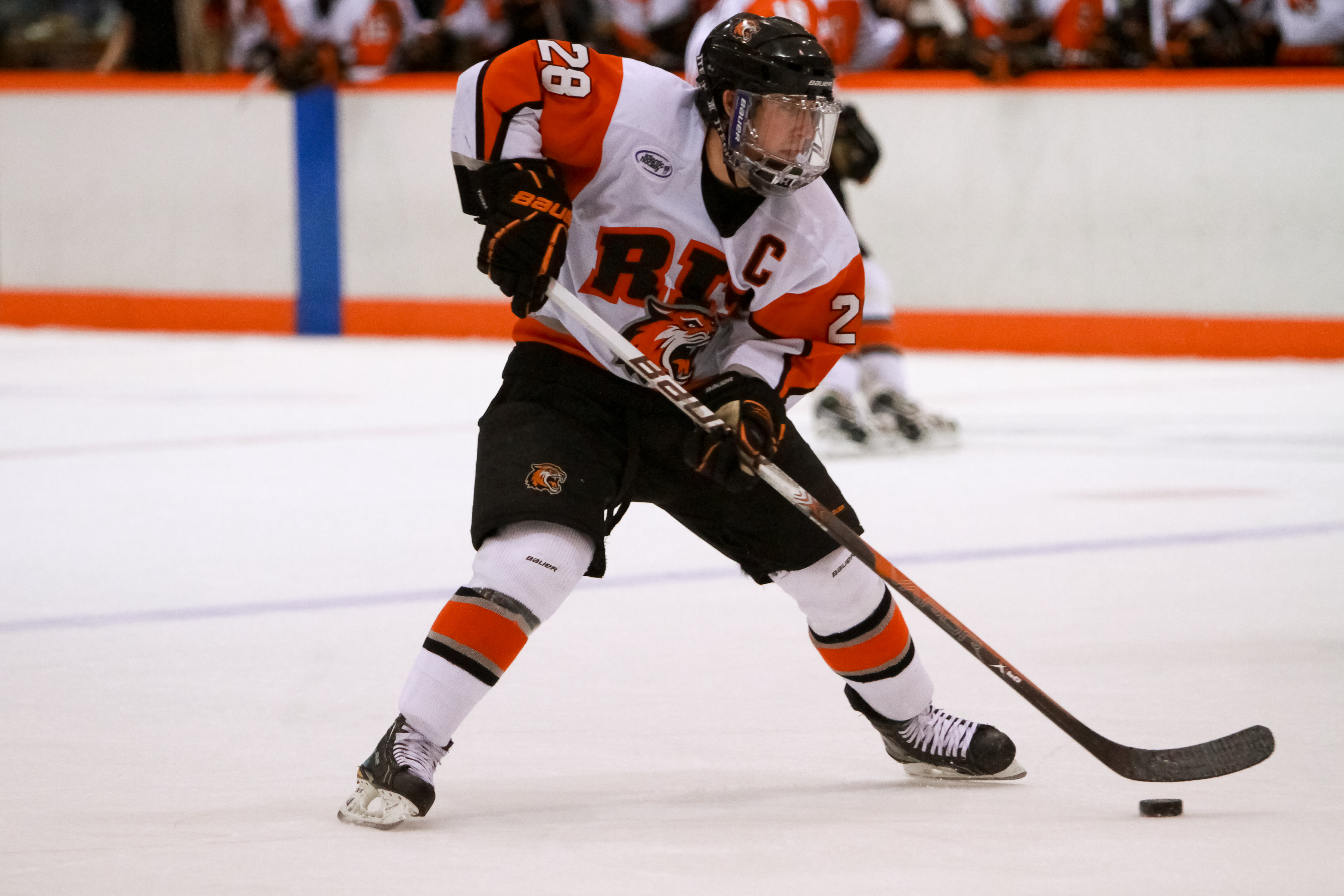 RIT's Andrew Favot signs professional deal with the Elmira