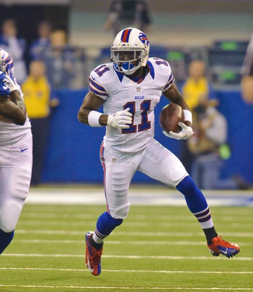 Buffalo Bills vs. Indianapolis Colts